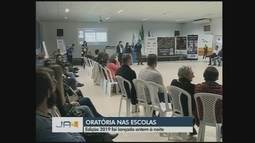 Projeto 'Oratória nas Escolas' é lançado em Chapecó