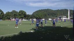 Felipe Jonathan elogia possível chegada de Marinho e admite erro em goleada