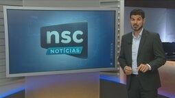 Confira os destaques do NSC Notícias desta quinta-feira (23)