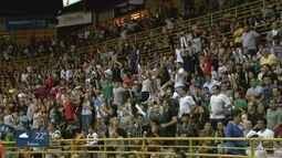 Cinco mil pessoas vão empurrar o time do Franca para empatar a série contra o Flamengo