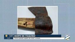 Homem é morto a golpes de machado em Itaquiraí