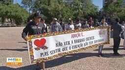 Em Corumbá, Dia da Adoção é celebrado com caminhada