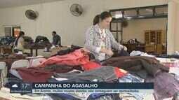 Arrecadação de roupas em péssimas condições dificulta doação em campanha de Araras