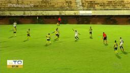 Palmas vence o Atlético Cerrado na volta e avança; veja gols