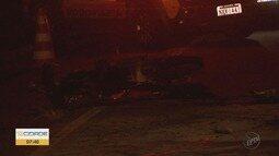 Dois motociclistas morrem em acidente na MG-167, em Três Pontas, MG
