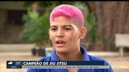 Conheça o campeão de Jiu Jutsu conhecido como Fura Bolo