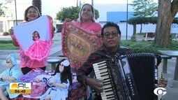 Arraiá do Artesanato acontece em Arapiraca
