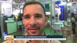 Quadro empreendedorismo: Cléris Kussler participa no jro1 direto de São Paulo
