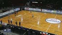 Liga Nacional de Futsal: São Carlos perde para o Corinthians