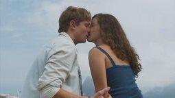 Parte 1: Programa começa relembrando comédias românticas que fizeram sucesso