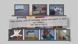 Vejas as obras da exposição de Leo Caobelli