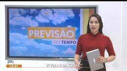 Confira a previsão do tempo em todo o Piauí