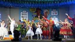 Forró do Arranca Unha é realizado em Aracaju