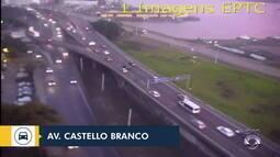 Confira informações do trânsito em Porto Alegre na manhã desta terça-feira (25)