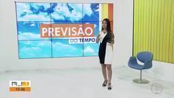 Confira a previsão do tempo para cidades do interior do Rio nesta terça-feira (25)