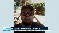 Suspeita de envolvimento em tentativa de latrocínio contra professor universitário é presa