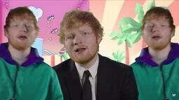 Ed Sheeran lança álbum com 22 parcerias