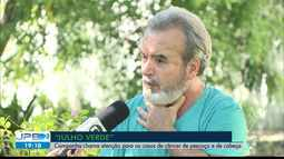 JPB2JP: Campanha chama atenção para os casos de câncer de pescoço e de cabeça