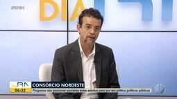 Secretário explica participação do RN no Consórcio Nordeste