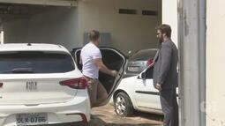 Vídeo mostra momento em que médico é levado para a delegacia em Rio Branco