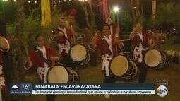 Tanabata Matsuri celebra cultura japonesa até domingo em Araraquara