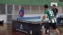 Campeonato Estadual de tênis de mesa cresce com participação do interior maranhense