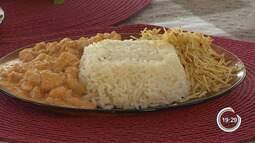 Arroz é prato principal de festa em Guaratinguetá