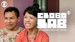 Globolab Profissão Repórter: Moises e Claudia