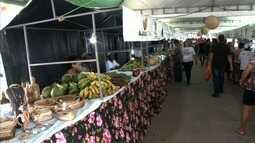 Feira Agrária em Atalaia leva produtos do campo para a cidade