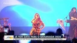 Bananada 2019 chega ao fim após 60 atrações em sete dias de festival