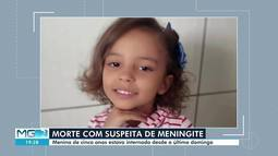 Criança morre com suspeita de meningite em Montes Claros
