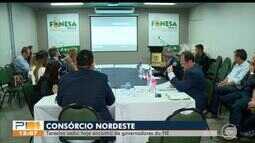 Teresina sedia encontro de governadores do Nordeste