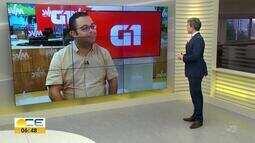 Veja os destaques do G1 desta sexta-feira (23)