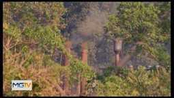 Moradores reclamam de poluição causada após reabertura de siderúrgica em Divinópolis