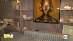 Decoradores e arquitetos apostam em materiais usados na Casa Cor