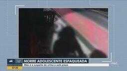 Morre adolescente esfaqueada pela mãe em Balneário Camboriú