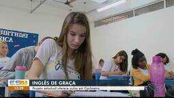 Projeto estadual oferece aulas de idiomas em Cachoeiro, ES