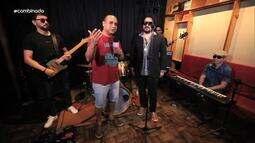 """Banda """"Clube do Rei"""" canta sucessos do cantor Roberto Carlos"""
