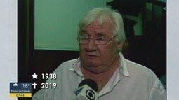 Corpo de ex-vereador Carlos Mantovani Calejon é sepultado em Santos