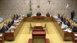 Maioria no STF vota a favor de tese que pode reverter sentenças da Lava Jato