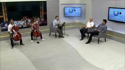 Ação Social pela Música contribui para a formação de estudantes em João Pessoa