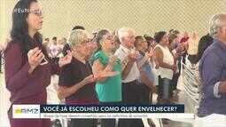 Semana do Idoso é comemorada em Ji-Paraná com diversas atividades