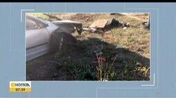 Acidente deixa dois mortos e feridos na BR-418 em Teófilo Otoni