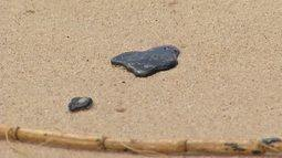 Manchas de óleo atingem praias do litoral Cearense