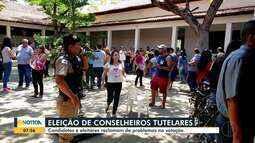 Eleições dos Conselheiros Tutelares acontece em Montes Claros