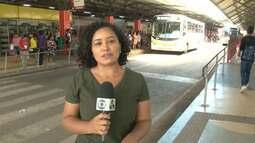 Motoristas de ônibus param por mais de uma hora em Rio Branco