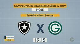 Confira os próximos jogos desta rodada do Brasileirão
