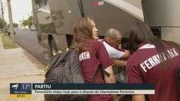 Ferroviária viaja para o Equador para disputar a Copa Libertadores Feminina