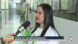 2ª edição da 'Feira de Oportunidades' é realizada em Caruaru