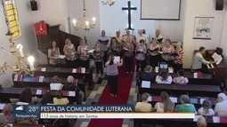 Igreja Luterana comemora 113 anos de história em Santos